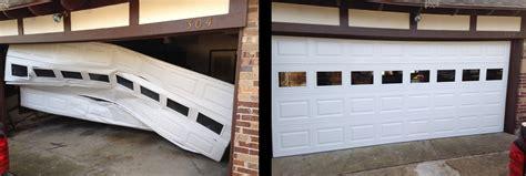 Damaged Garage Door Archives Plano Overhead Door Overhead Door Plano