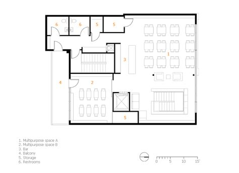 bookstore design floor plan projects monteyne architecture