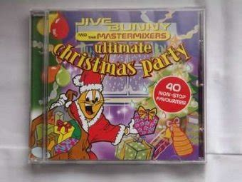 jive bunny the mastermixers ultimate christmas party