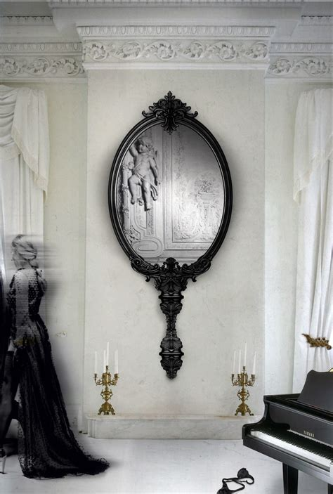 black mirror ideas 12 brilliant ideas for decorating with large wall mirror