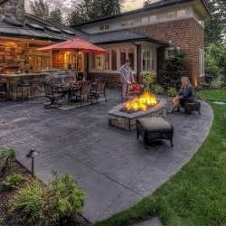 patio patio best 25 sted concrete patios ideas on