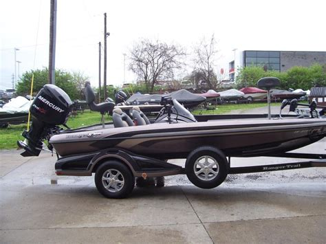ranger bass boat dealers in ohio ranger z518 boats for sale in ohio