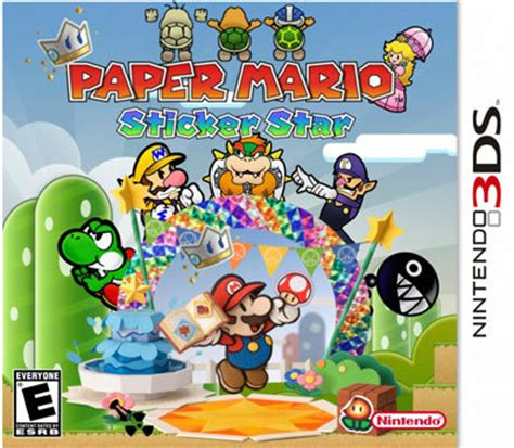 The Miracle Book Mario Top 5 Nintendo 3ds 2012