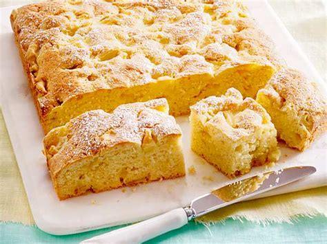 schnelle backrezepte kuchen schneller apfelkuchen rezept lecker