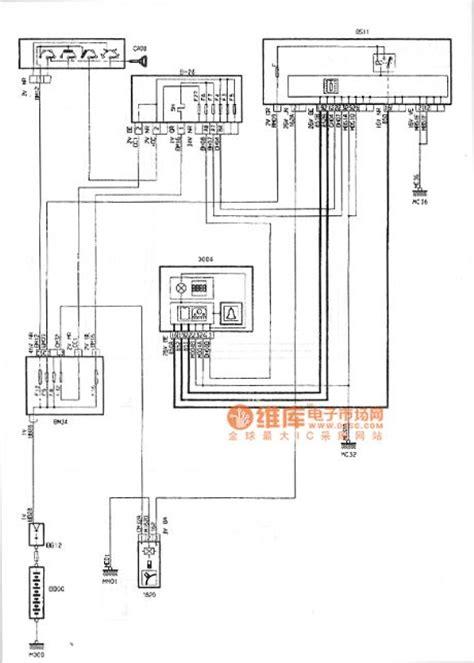 citroen alarm wiring diagram repair wiring scheme