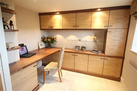 fitted home office furniture fitted home office furniture home study storage bespoke