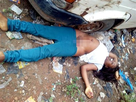 Gets Exposed by Victim Of Ritualists S Corpse Dumped By The Roadside