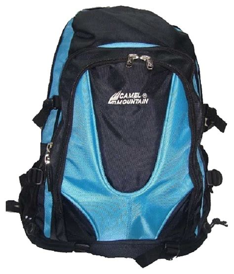 camel back pack camel mountain blue backpack available at snapdeal for rs 1845