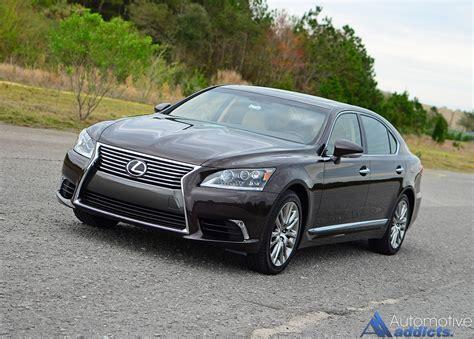 lexus ls 2016 2016 lexus ls 2016 lexus ls 460l review test drive the