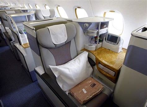 emirates airline business class seats 3 business class seats on the emirates a380 favorite