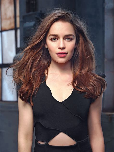 emilia clark emilia clarke photoshoot for io donna magazine july 2015