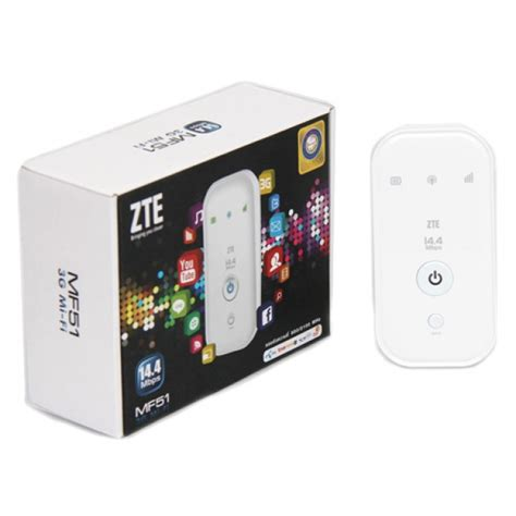 3g mobile hotspot zte mf51 3g mobile hotspot reviews specs buy zte mf51