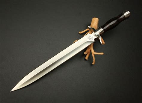 Handmade Knives Canada - numade big dagger x large custom knife canada