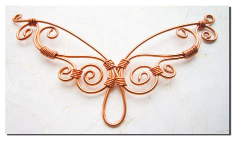 how to make copper jewelry all pulped out copper celtic twist