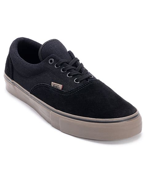 black walnut or white shoe vans era pro black walnut skate shoes mens at zumiez pdp