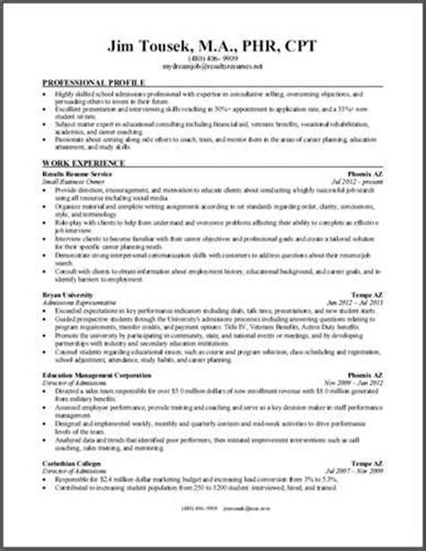 mid level management resume 28 images resume format