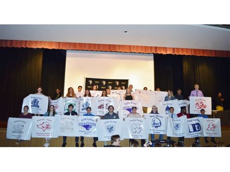 Letter Of Intent Yorkville Joliet West Class Of 2016 Student Athletes Sign Letters Of