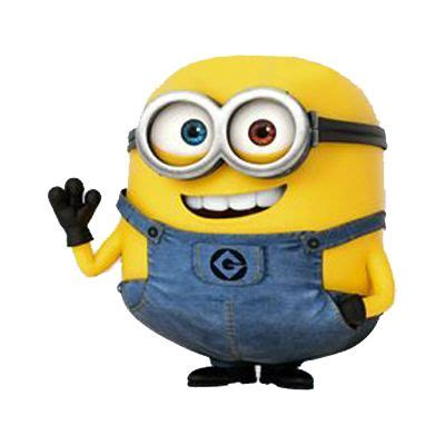 despicable me bob is a short plump and bald minion