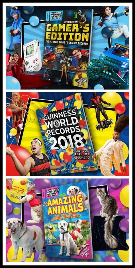 guinness world records 2018 edition books new guinness world records books available megachristmas17