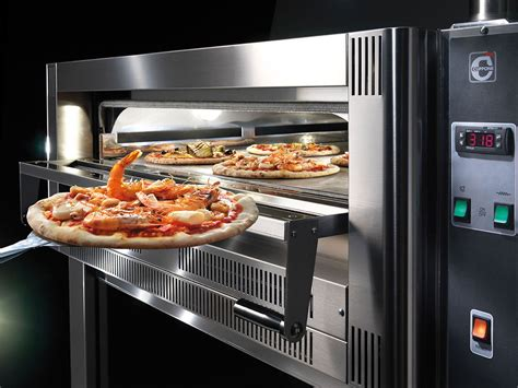 Oven Pizza Gas cuppone gas pizza oven llk5g pizza ovens