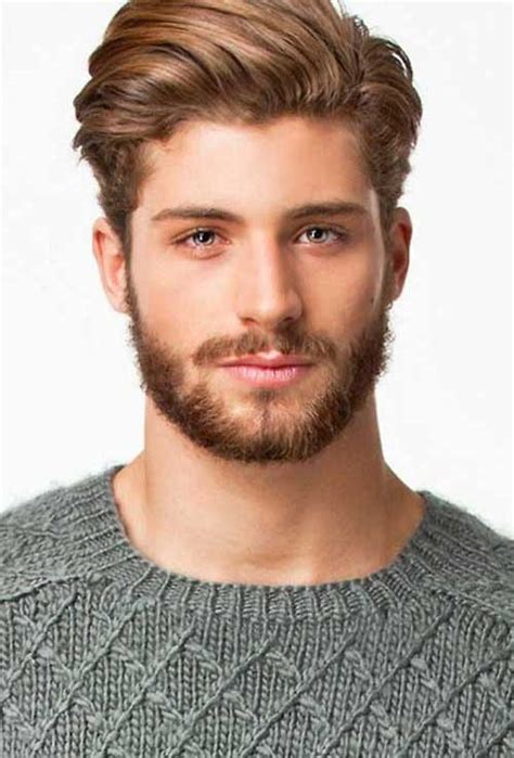 Hairstyles For Guys With Medium Hair Length by Middle Part Hairstyle For Hairstylegalleries