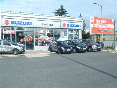 suzuki opens new dealership the budapest business