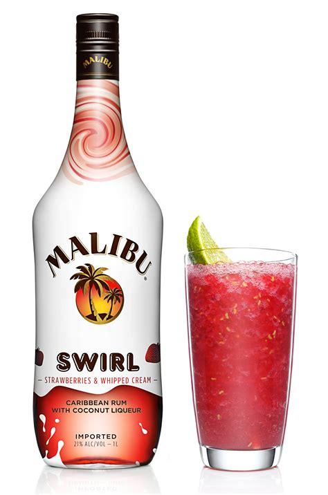 malibu swirl malibu introduces malibu sundae and malibu swirl the