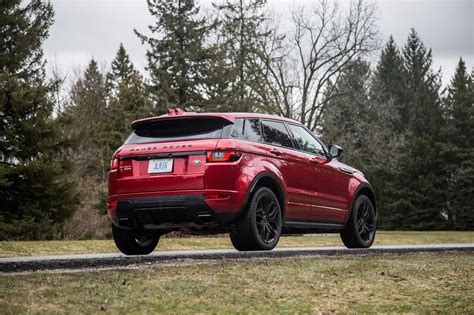 land rover evoque 2017 review 2017 range rover evoque hse dynamic canadian