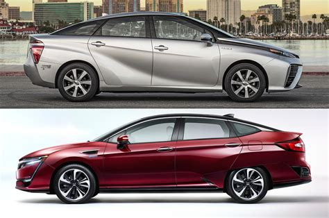 Toyota Or Honda by 2017 Toyota Mirai Reviews And Rating Motor Trend