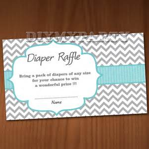 search results for diy diaper raffle template calendar