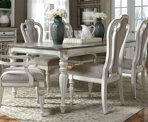 108 inch dining table magnolia manor 108 inch rectangular dining table liberty