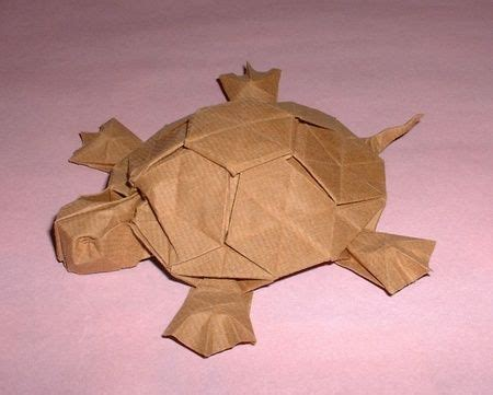 Origami Tortoise - origami tortoise tons of other great animals here