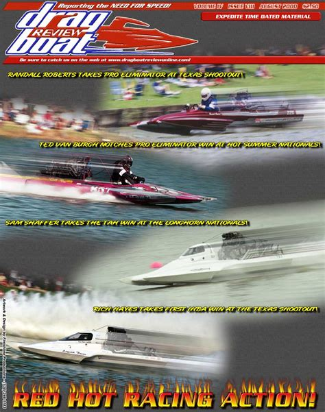 green country drag boat racing drag boat review back issues august 2000