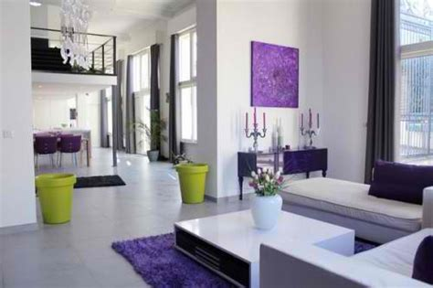 purple and green living room 20 purple living rooms decoholic