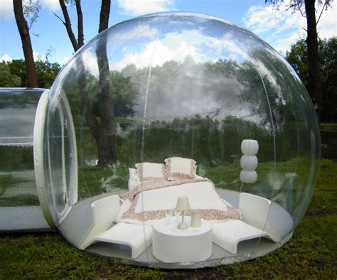 Inflatable Bubble House Zuminal