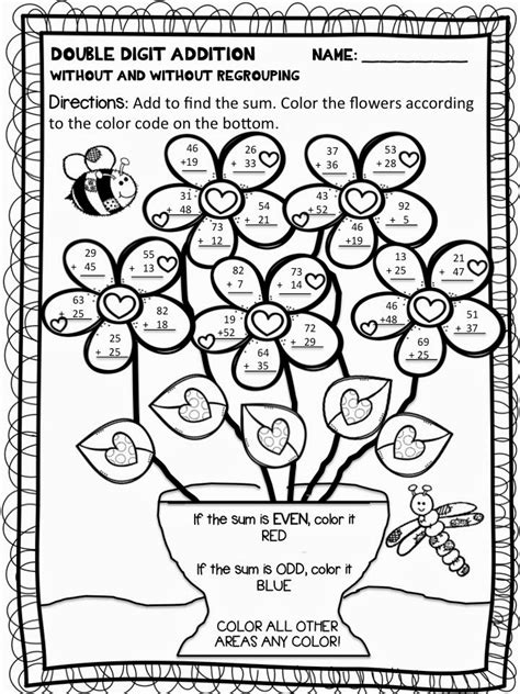 color by number addition best coloring pages for