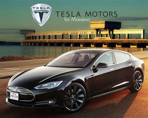 Who Founded Tesla Motors Massena To Tesla Ceo Elon Musk Build Here Ncpr News