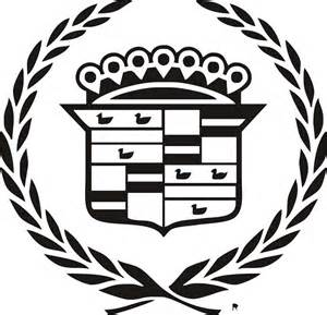 Cadillac Sticker Cadillac Logo Transparent Image 97