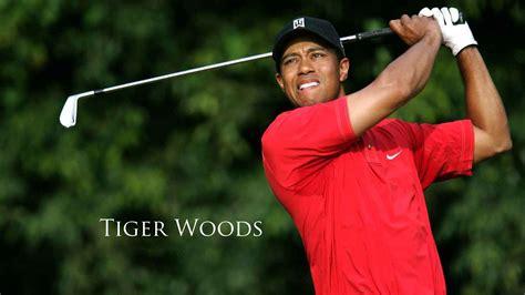 tiger woods background