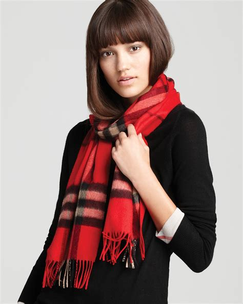 burberry check scarf bloomingdale s