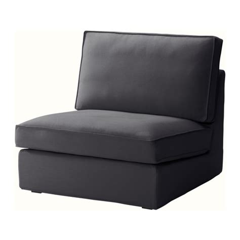 kivik one seat section kivik one seat section dansbo dark gray ikea