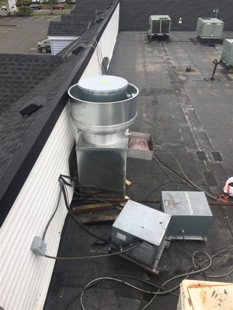 warehouse exhaust fan installation restaurant exhaust fan installation commercial kitchen