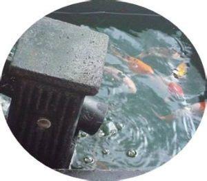 Harga Bibit Ikan Koi 2018 aerator kolam ikan koi berbagai tipe bentuk dan ukuran