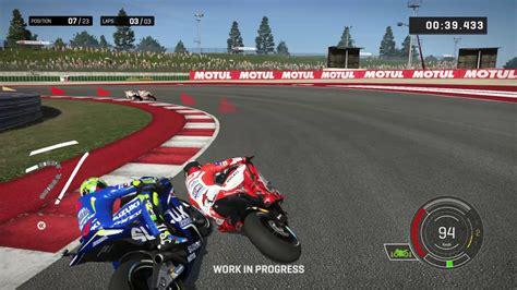 Ps4 Motogp 17 motogp 17 ps4 xone pc lorenzo gameplay trailer