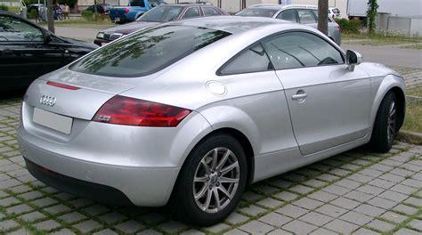 Audi Tt Wikipedia by Datei Audi Tt Rear 20080722 Jpg Wikipedia