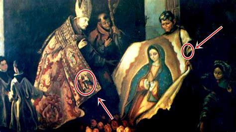 imagen virgen de guadalupe historia la verdadera historia de la virgen de guadalupe youtube