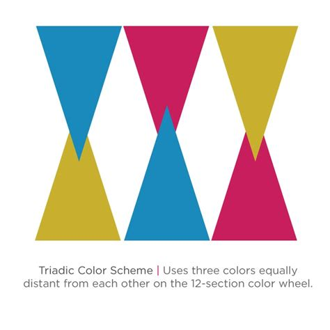 triad color scheme 301 moved permanently color harmonies 3 analogous and