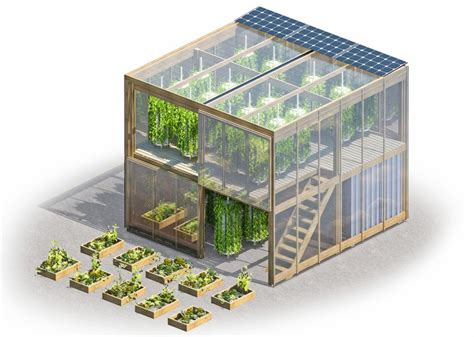 ikea flatpack vertical garden flatpack hydroponic garden delivers 538 square of fresh food to cities 220 berwell