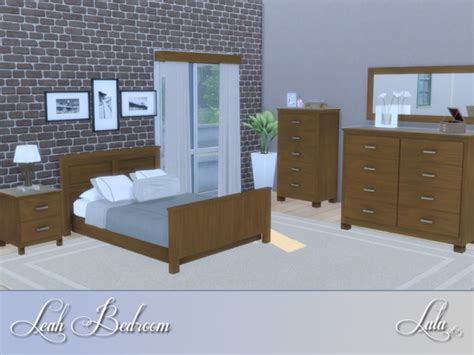 sims bedroom the sims resource leah bedroom by lulu265 sims 4 downloads