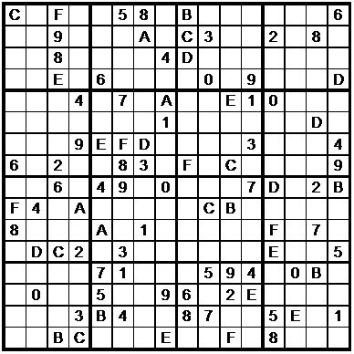 printable sudoku with letters and numbers super sudoku